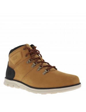 Baskets BRADSTREET MID HIKER homme marron