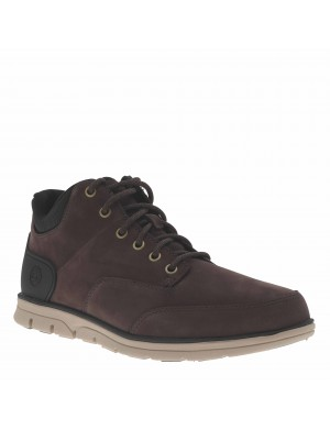 Baskets BRADSTREET CHUKKA homme marron