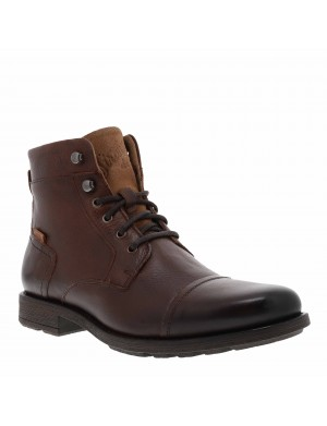 Boots REDDINGER homme marron