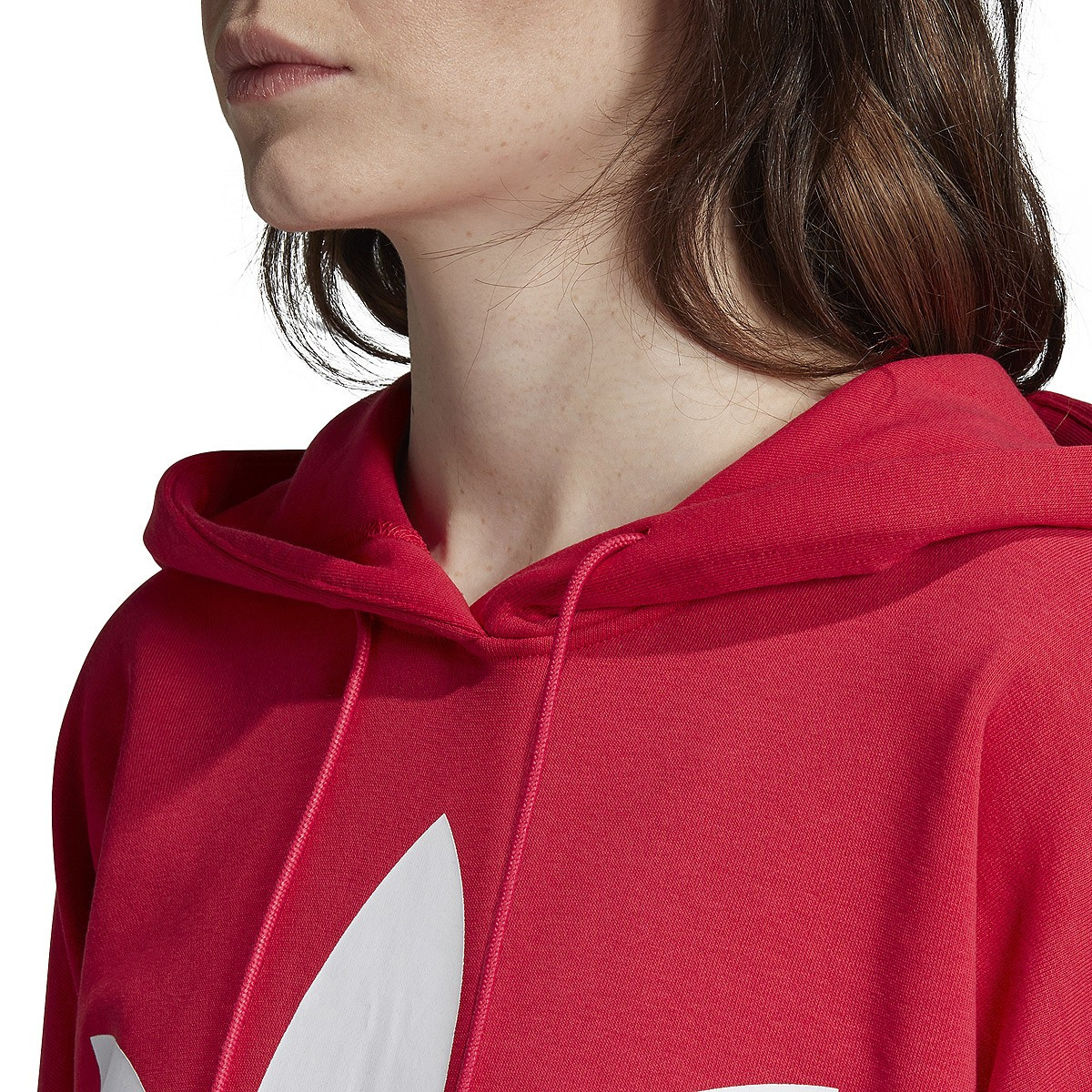 ADIDAS ORIGINALS Sweat à capuche femme rose