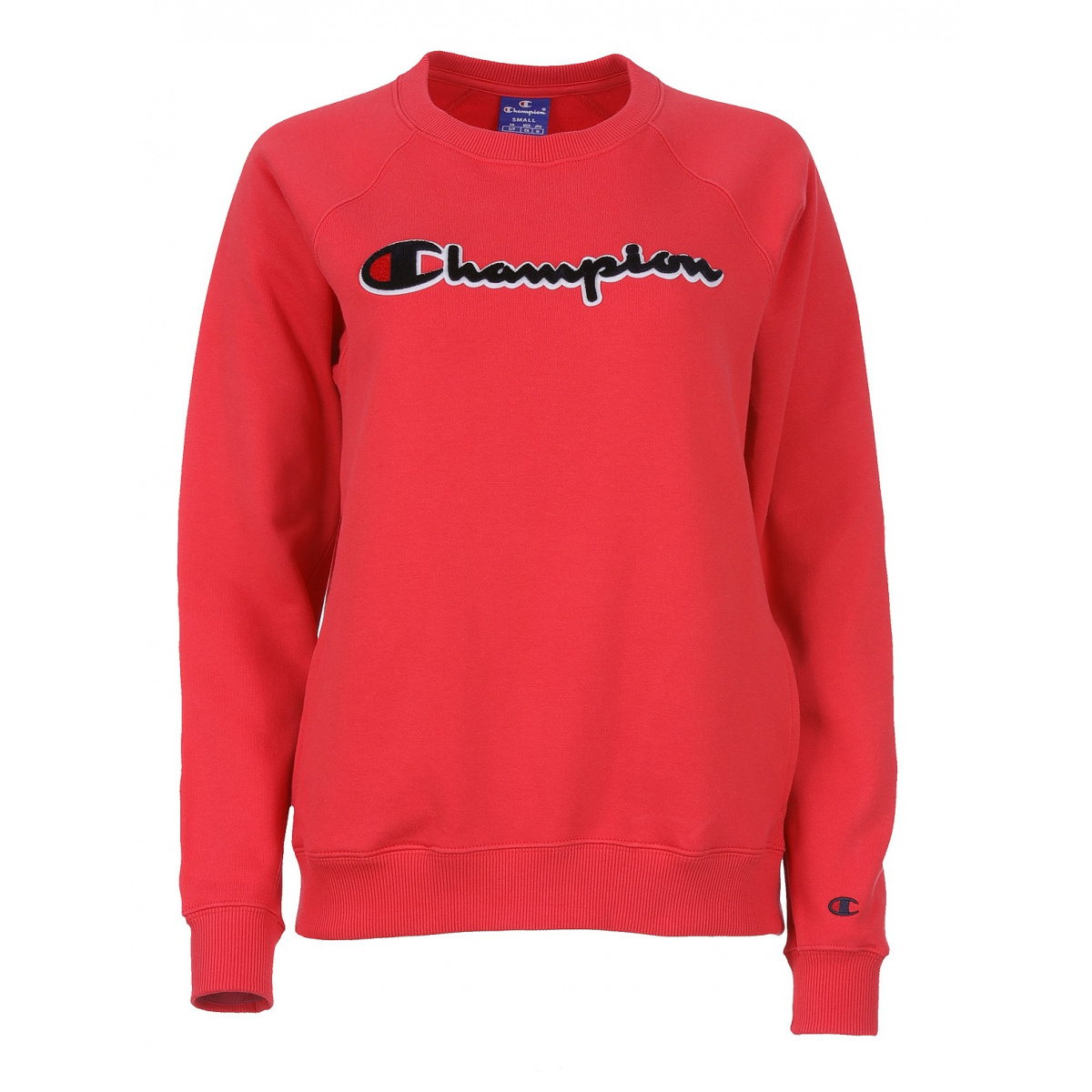 reasonably priced best choice new arrival CHAMPION Sweat femme rouge