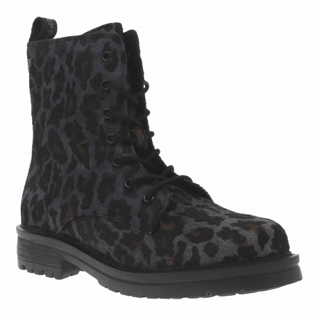 Boots femme gris GIOSEPPO