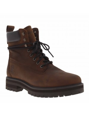 Boots Courma Guy Waerproof homme marron