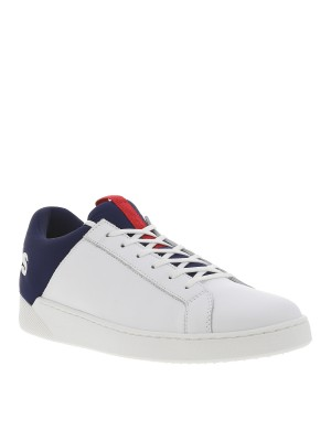 Baskets Mulet homme blanc