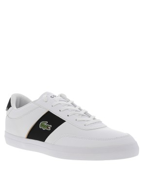 Baskets Court-Master homme blanc