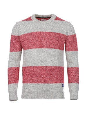 Pull Teo homme rouge