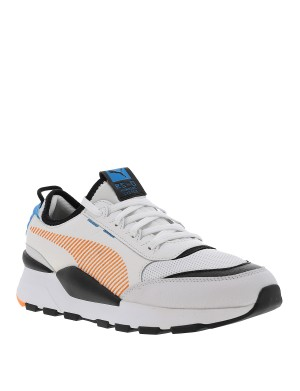 Baskets RS-0 homme blanc