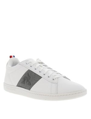 Baskets Courtstar Craft Strap homme gris