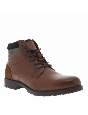Boots Erable homme marron
