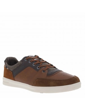 Baskets Newington homme marron