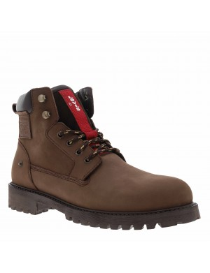 Boots Hodges homme marron
