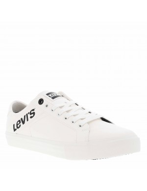 Baskets Woodward homme blanc