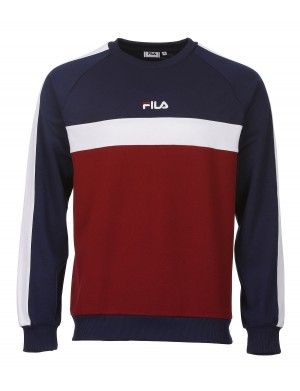 Sweat Paa homme rouge