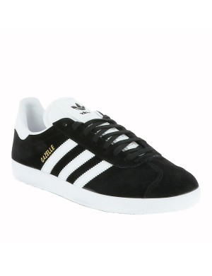 Baskets Gazelle homme noir