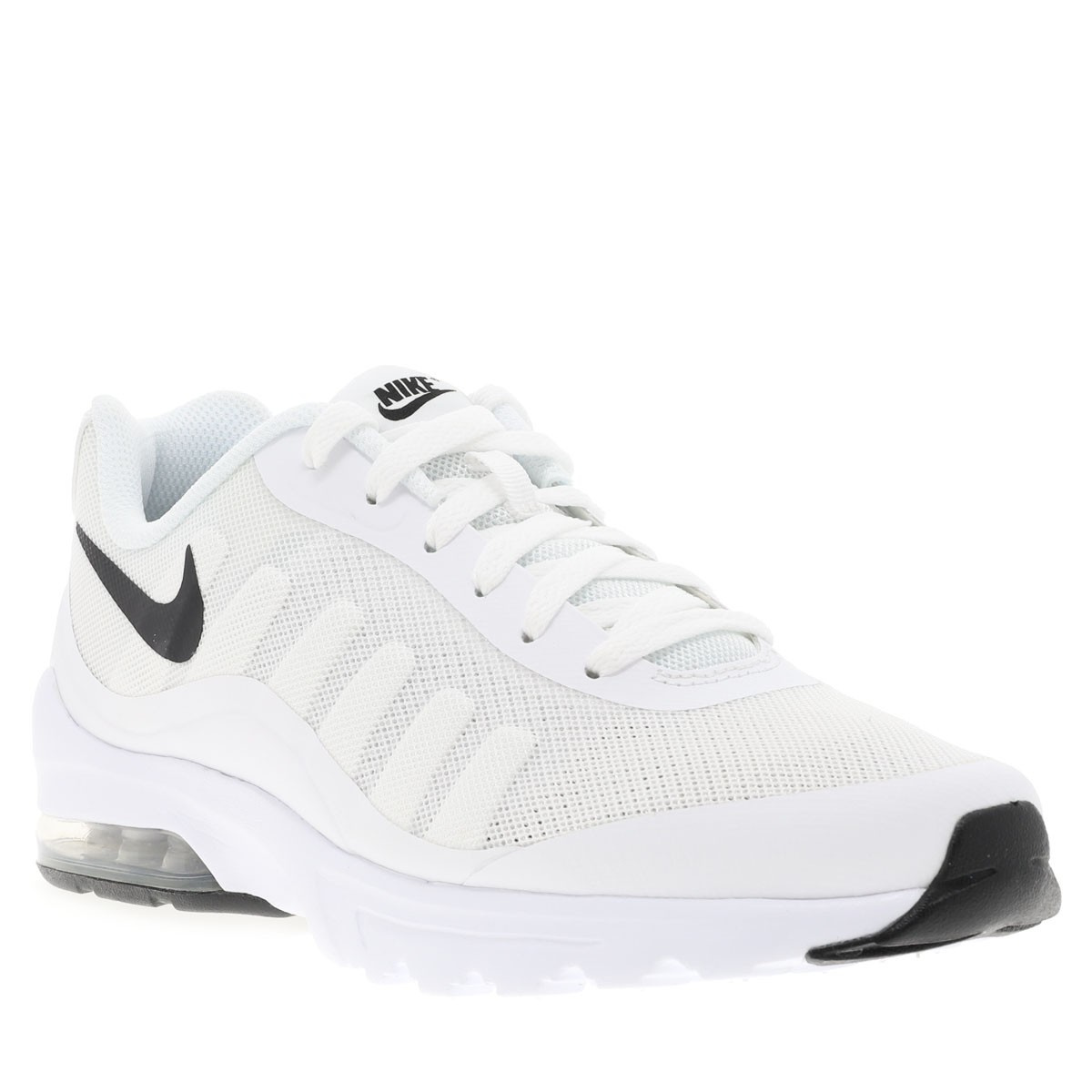 NIKE Baskets Air Max INVIGOR homme blanc