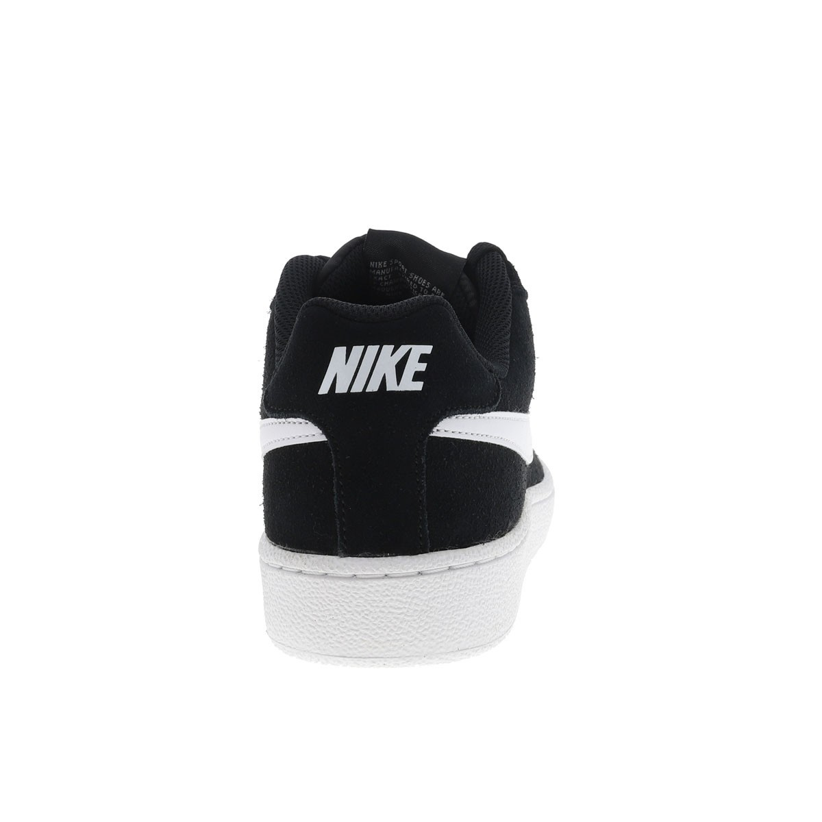 Baskets Court Royale Suede homme noir NIKE