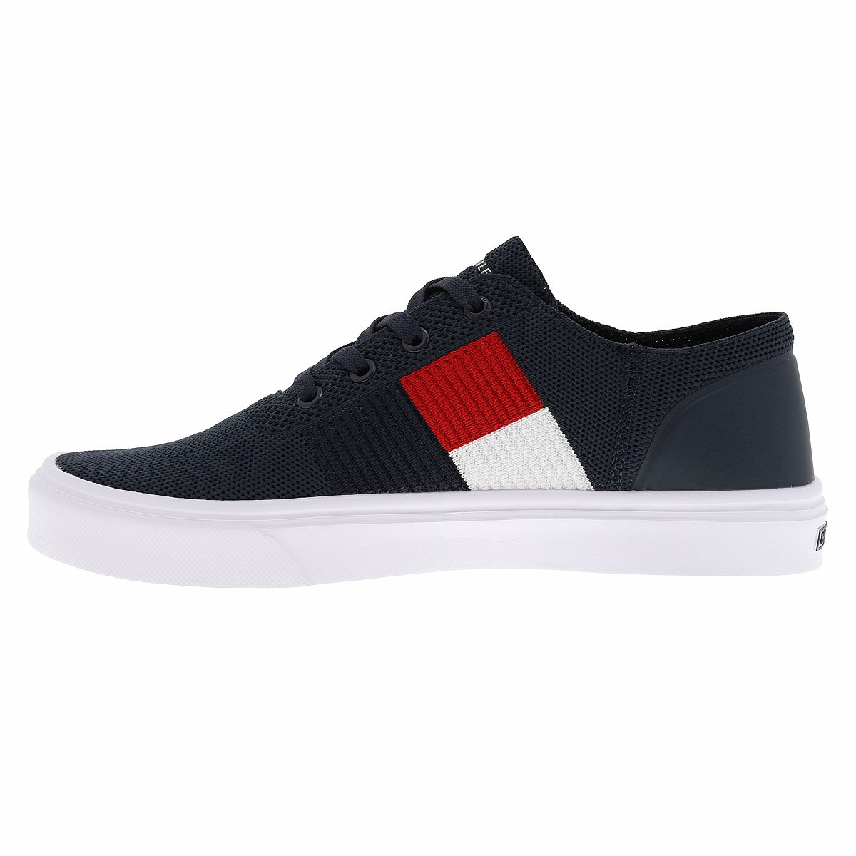 Baskets Knit Flag Sneak  homme bleu TOMMY JEANS