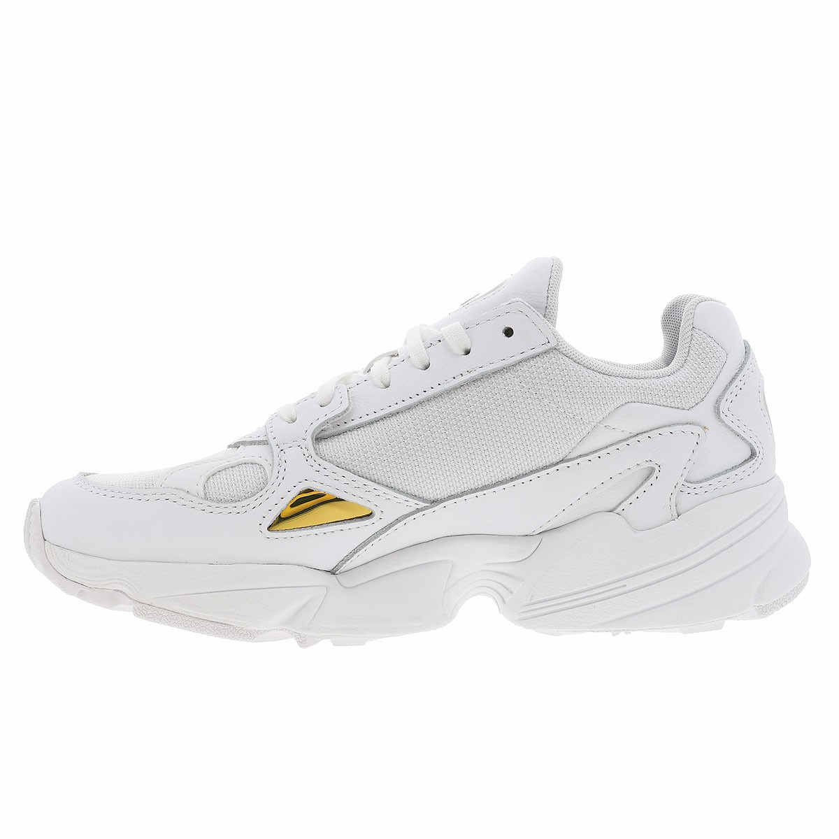Baskets Falcon femme blanc ADIDAS ORIGINALS