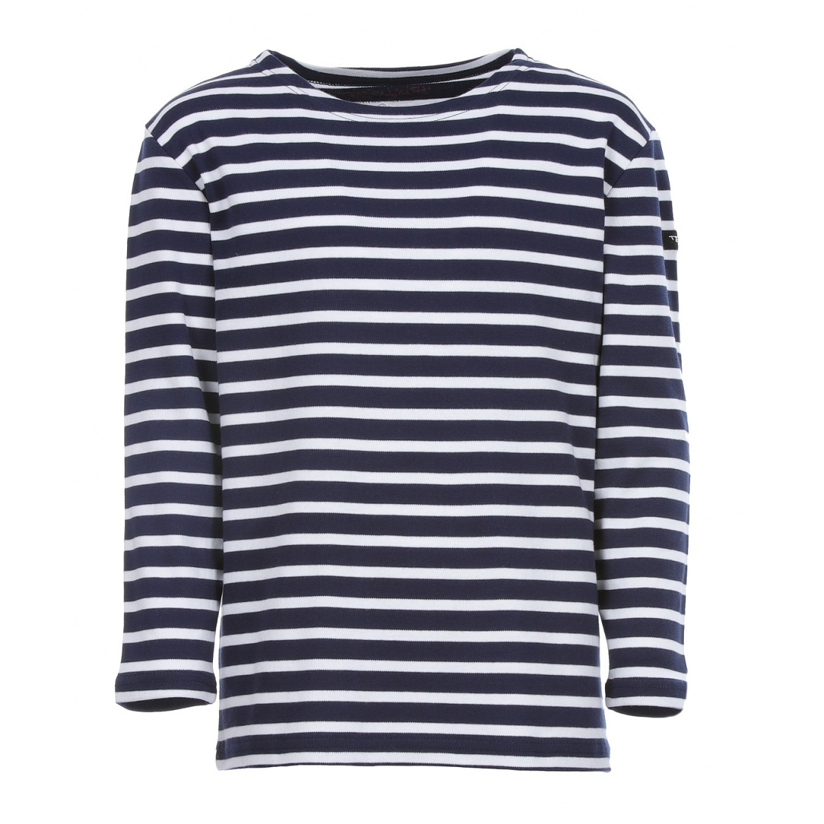 T-shirt manches longues fille bleu TEDDY SMITH