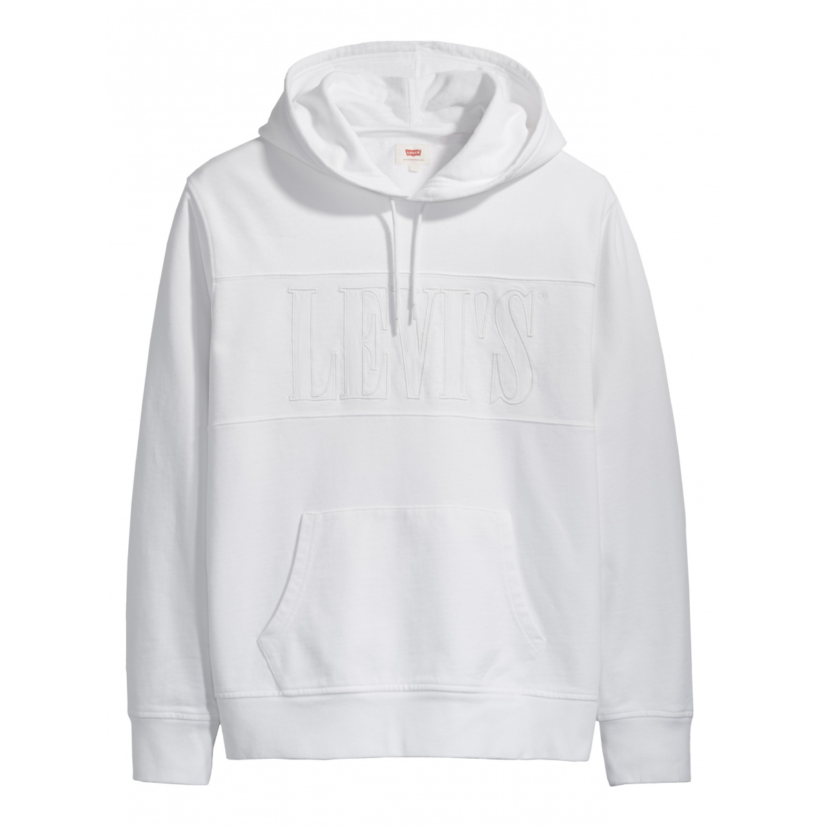 sweat a capuche homme simple