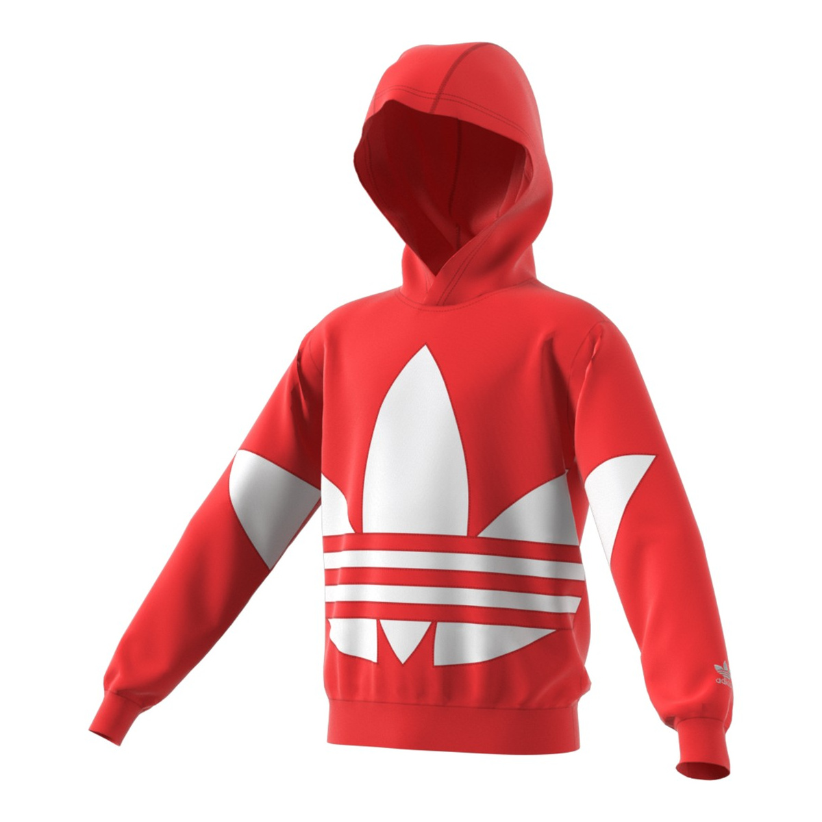 garçon à ADIDAS Sweat capuche rouge ORIGINALS A354jLcqR