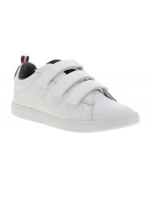 Baskets basses COURTCLASSIC cuir