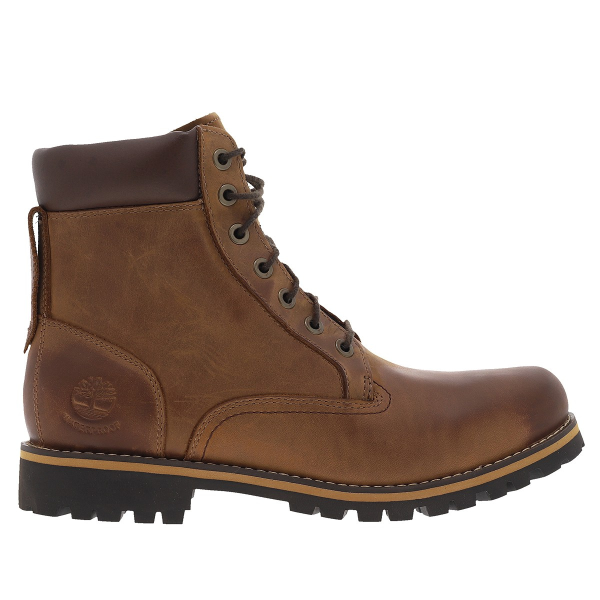 timberland homme marron