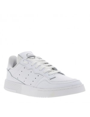 Baskets basses cuir SUPERCOURT