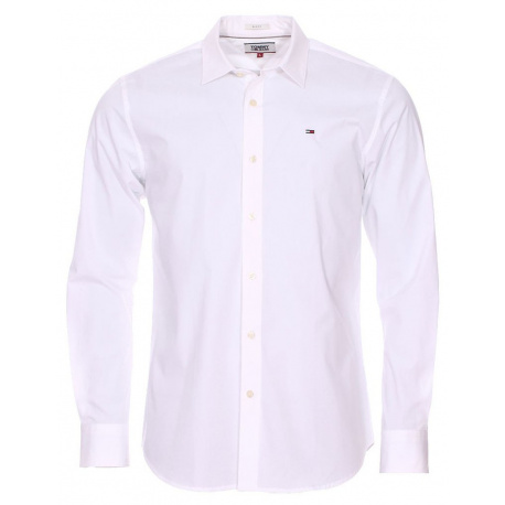 Chemise homme blanc TOMMY JEANS