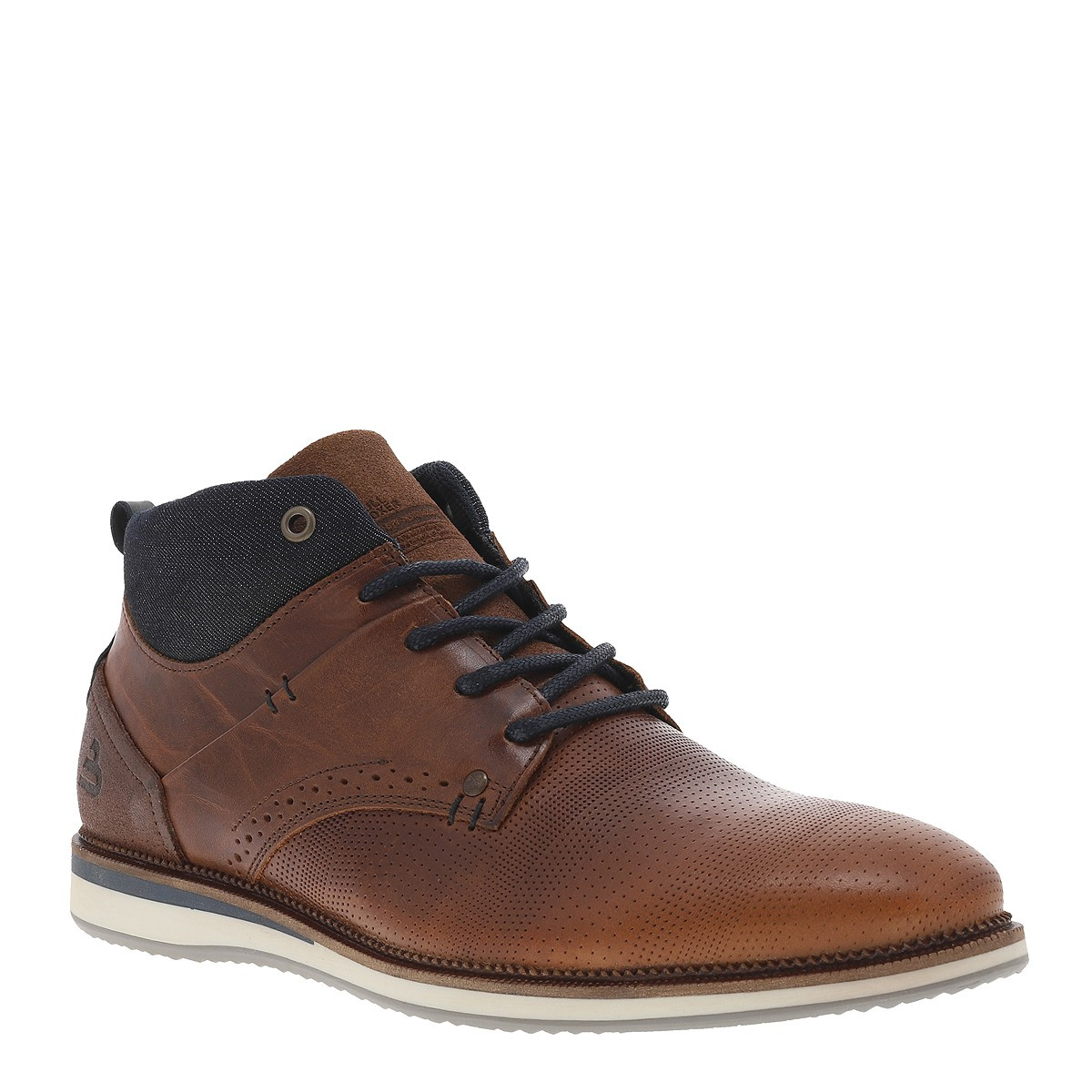 Boots montantes cuir BULLBOXER