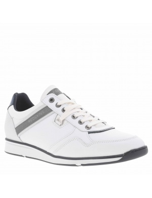 Baskets basses cuir homme  CAPELLA