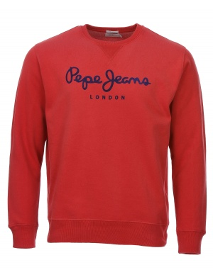 Sweat ALBERT col rond homme