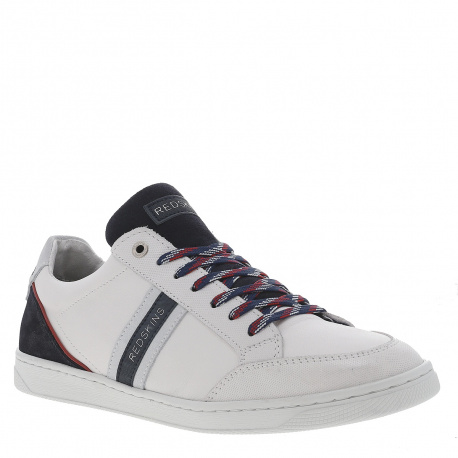 Baskets basses cuir FATALITE homme