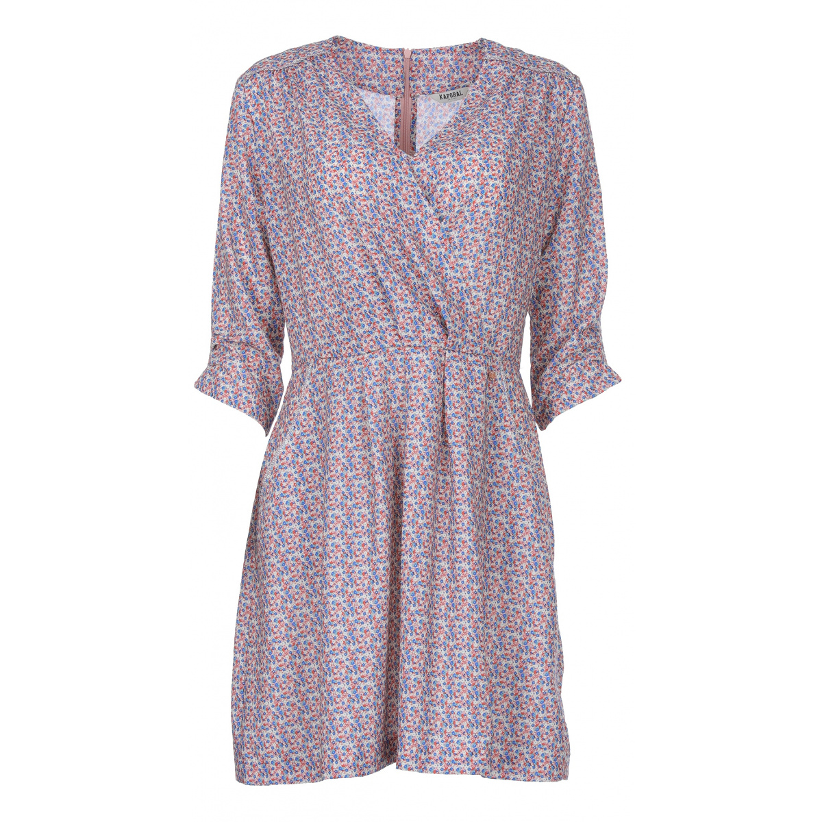 Robe Manches Longues Babee Femme Kaporal Ccv Mode