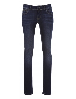 Jeans NEW BROOK coupe slim coton biologique femme