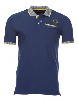Polo manches courtes COSSE homme