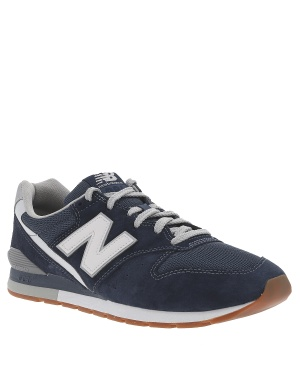 Baskets basses cuir 996 homme