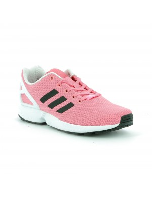 Baskets ZX Flux fille rose