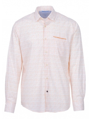 Chemise manches longues fit HEMD LANGRAM homme