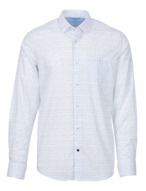 Chemise manches longues HEMD LANGRAM fit homme