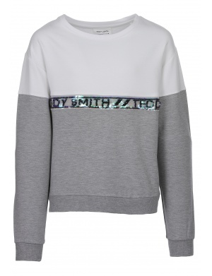 Sweat ras de cou SPORTY fille