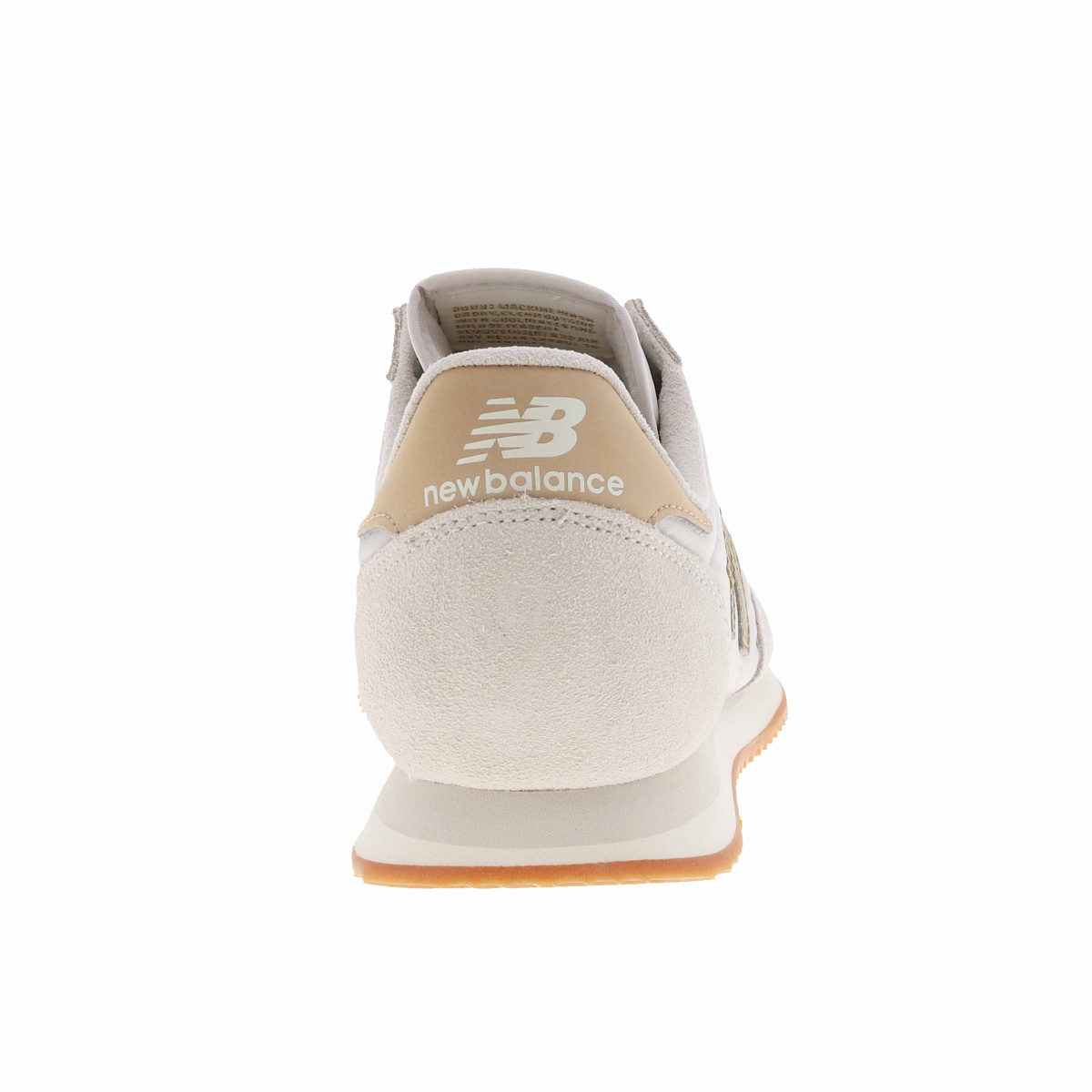 basket new balance en cuir