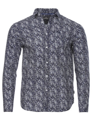 Chemise manches longues regular DERTY homme