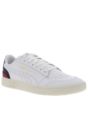 Baskets basses cuir RALPH SAMPSON homme