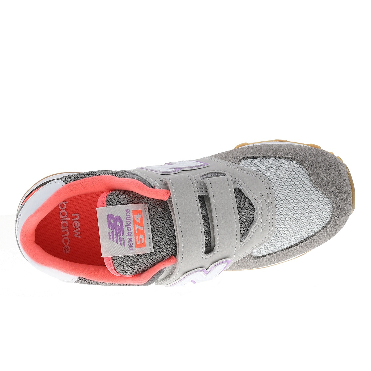 basket new balance 574 fille