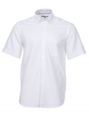 Chemise manches courtes homme