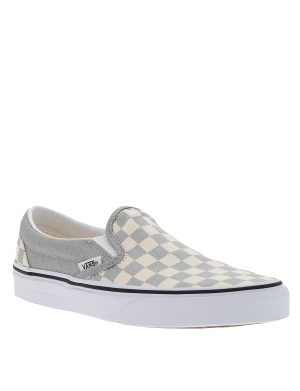 Baskets femme CHECKERBOARD CLASSIC SLIP-ON