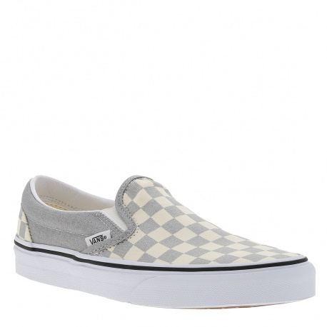 VANS Baskets femme CHECKERBOARD CLASSIC SLIP ON