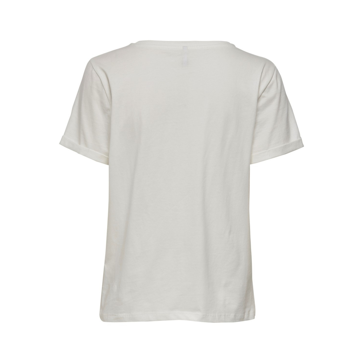 T-shirt manches courtes femme blanc ONLY