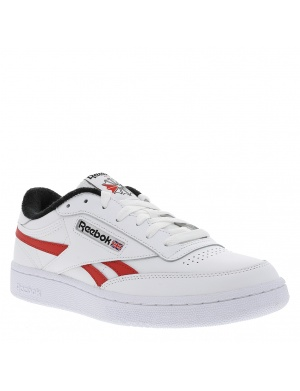 Baskets basses cuir CLUB REVENGE C